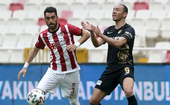 Sivas, Malatya'yı yıktı; seriyi 15 maç yaptı!