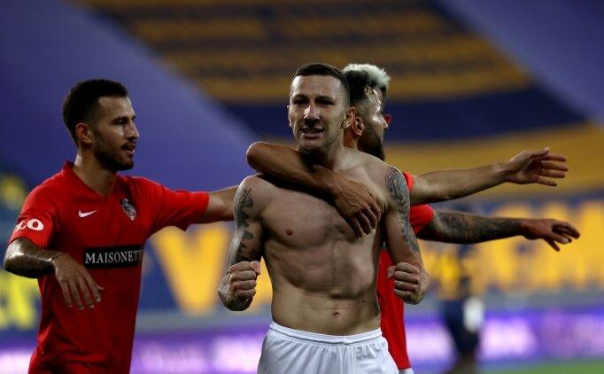 Gaziantep FK, 10 maçlık deplasman fobisini kırdı!