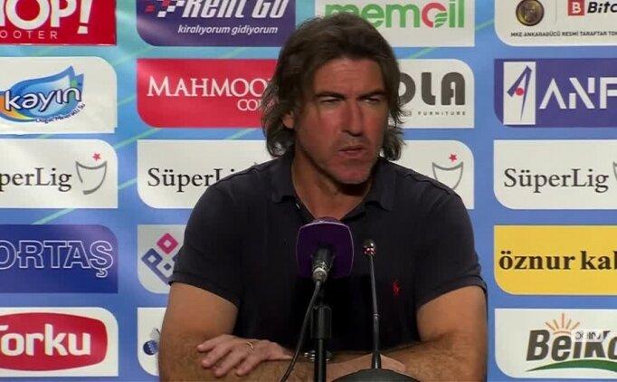 Sa Pinto: 'Beşinci olma şansını kaybettik'