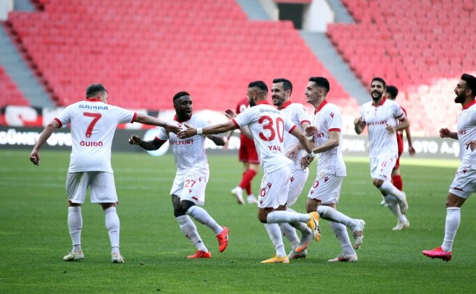 Samsunspor, Süper Lig için beklemede