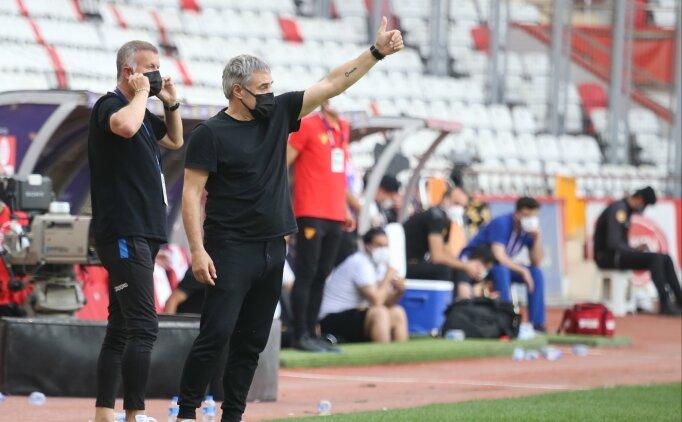 Ersun Yanal: 'Bu takımla bir hikaye yazdık!'