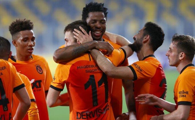 Galatasaray, Ankara'dan umutlu dönüyor