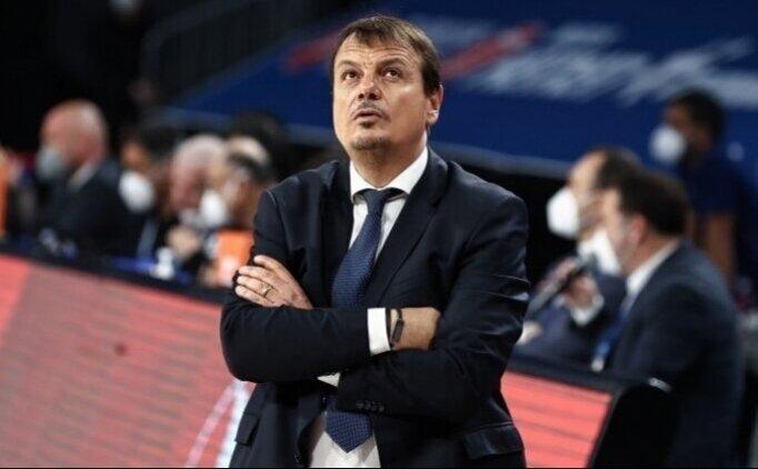 Ergin Ataman: 'Henüz istediğimiz basketbolu oynayamıyoruz'