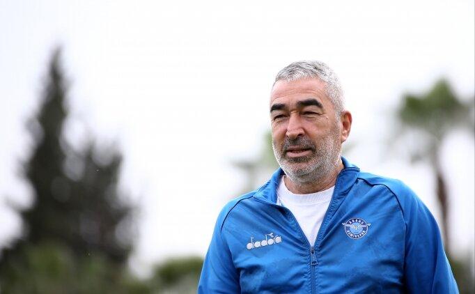 Adana Demirspor, Samet Aybaba ile imzaladı