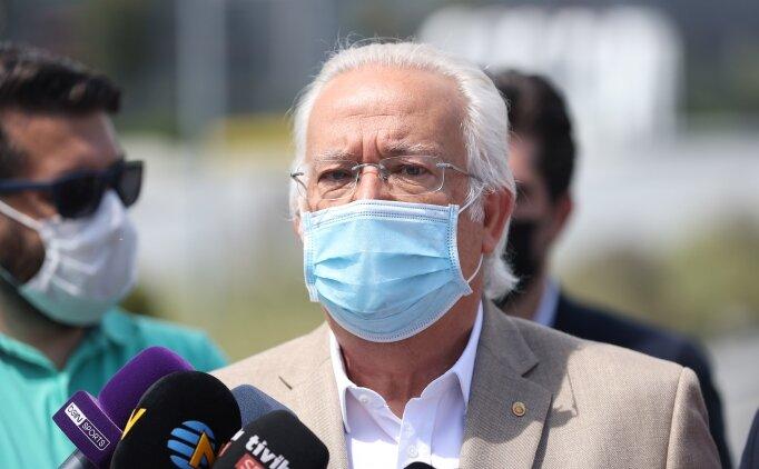 Eşref Hamamcıoğlu: 'Galatasaray'ın örf, adet ve tüzüğüne darbe yapıldı'