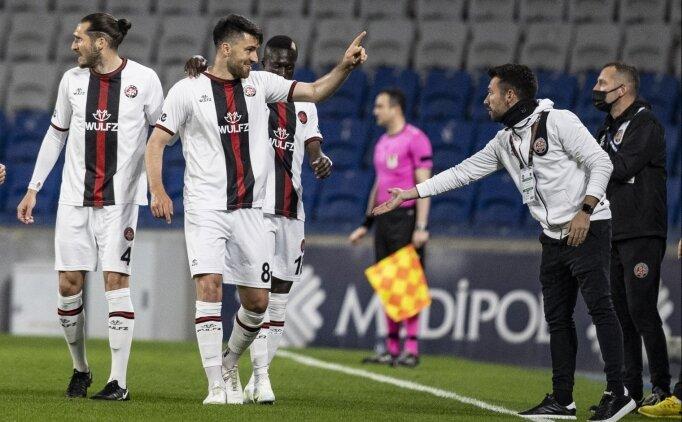 Karagümrük cephesinden Beşiktaş maçı açıklaması