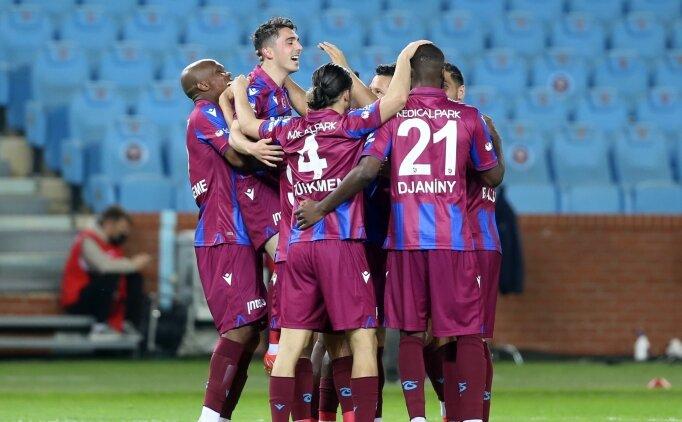 Trabzonspor dev seriyle bitirme peşinde