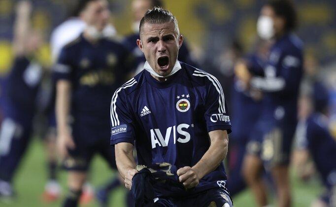 Fenerbahçe'de Pelkas, Frankfurt maçıyla dönüyor