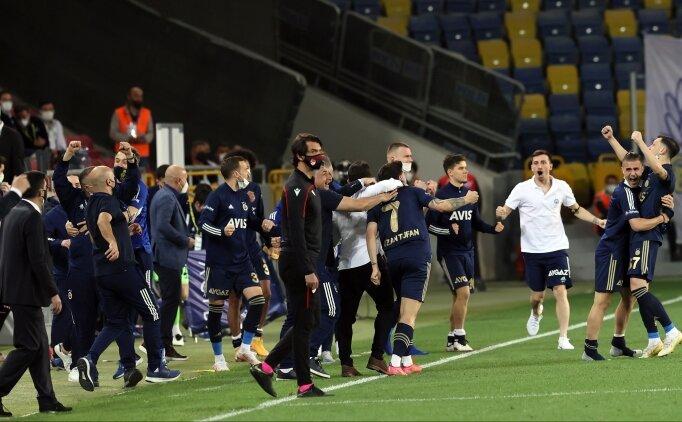 Fenerbahçe 90+6'da hayata döndü!