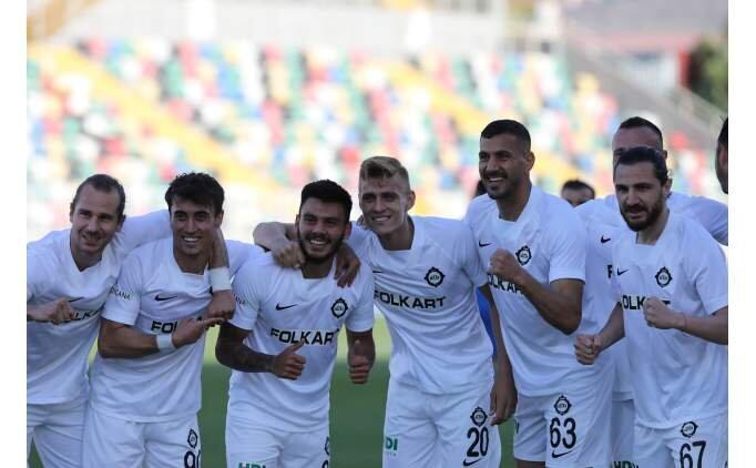 TFF 1. Lig'de çılgın kapanış: Altay ile İstanbul eşleşti