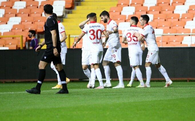 Samsunspor'un çabası yetmedi: Play-offta rakip Altınordu