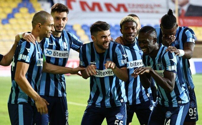 Adana Demirspor'da 3 ayrılık daha geldi