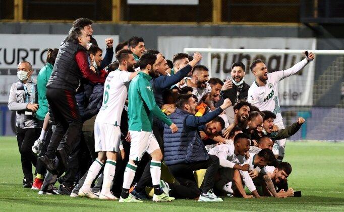 Giresunspor Kulübü Yönetim Kurulu Üyesi Ayhan: 'Hedefimiz ligde kalıcı olmak'