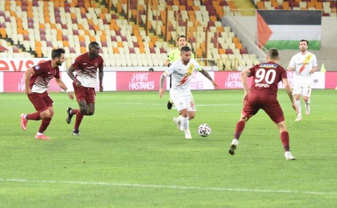 Yeni Malatya ve Hatayspor puanları paylaştı