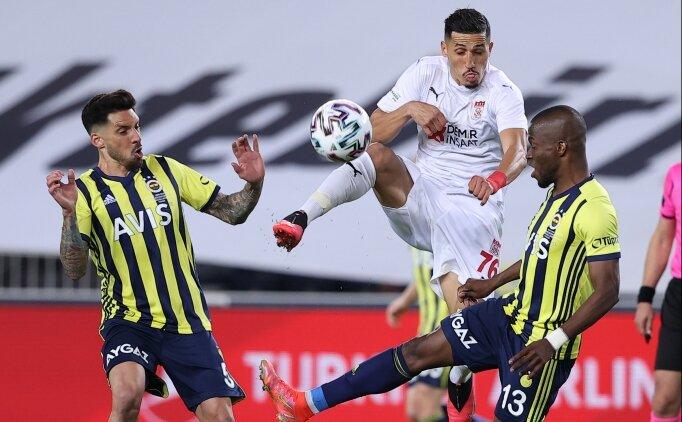 Fenerbahçe ile Sivasspor 31. randevuda