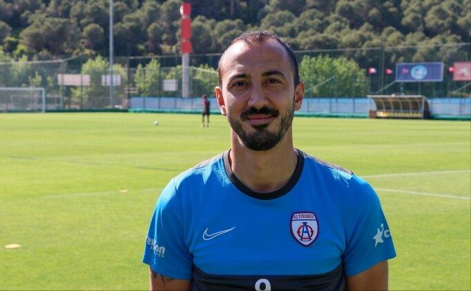 Ahmet İlhan Özek: 'Süper Lig'e çıkacağız!'