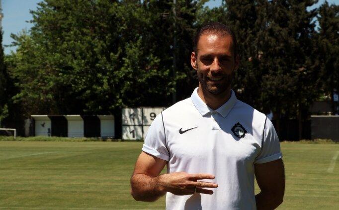 Marco Paixao'nun gözü Süper Lig'de!