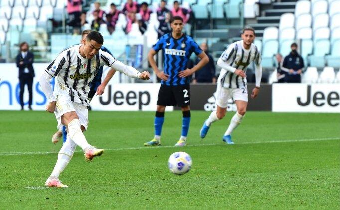 Juventus, Inter'in 17 maçlık serisini bozdu!