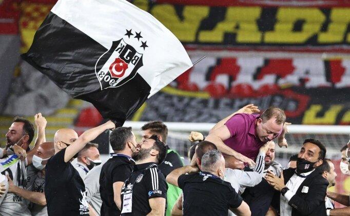 Beşiktaş, borsa liginde de şampiyon