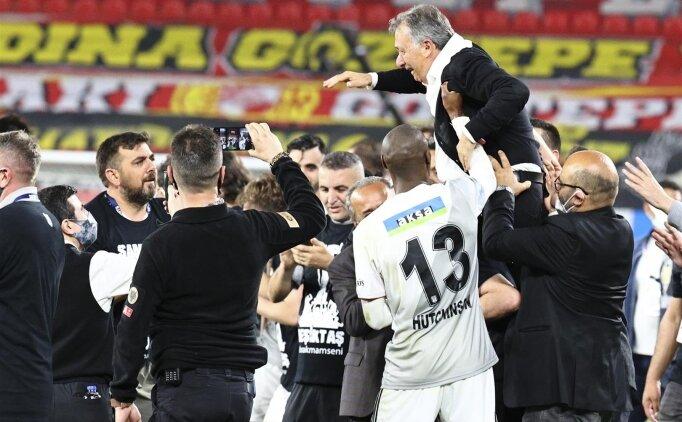 Beşiktaş'ta yönetimden dudak uçuklatan şampiyonluk primi!