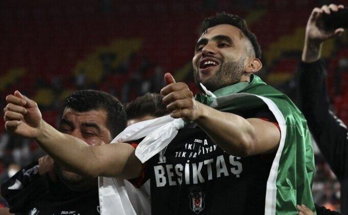 Beşiktaş'ta Rachid Ghezzal sevinci!