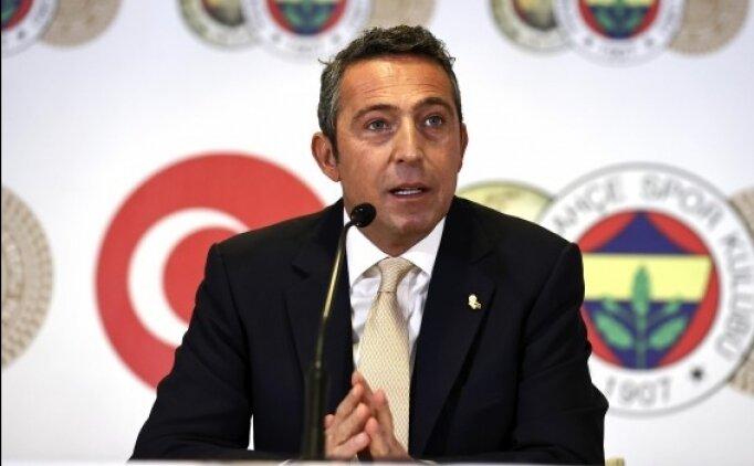 Ali Koç: 'Bizim pusulamız şampiyonluk'