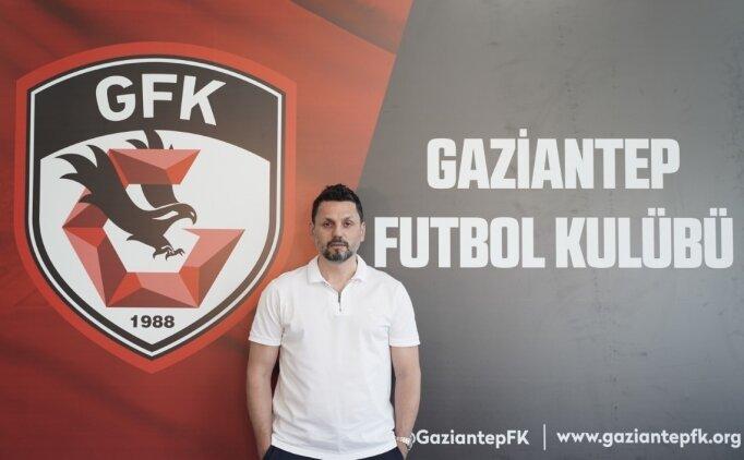 Gaziantep FK'da tek eksik forvet