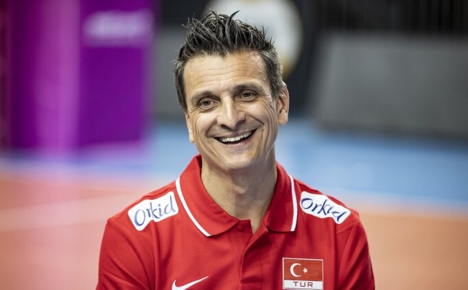 Giovanni Guidetti: 'Takımımla gurur duyuyorum'