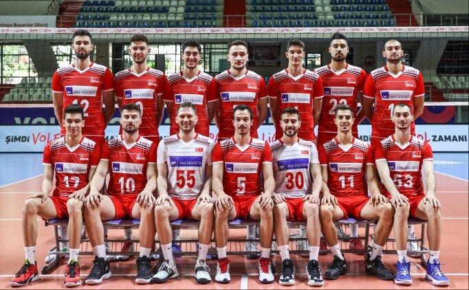 Voleybol CEV Avrupa Altın Ligi'nde ikinci etap başlıyor