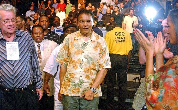 ABD'li boks tarihçisi Hascup, ölümünün 5. yılında Muhammed Ali'yi anlattı