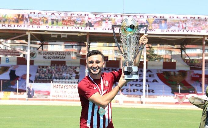 Hatayspor'la sözleşmesi sona eren Yusuf Abdioğlu takımdan ayrıldı