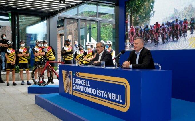 İstanbul'da bisiklet yarışı heyecanı yaşanacak