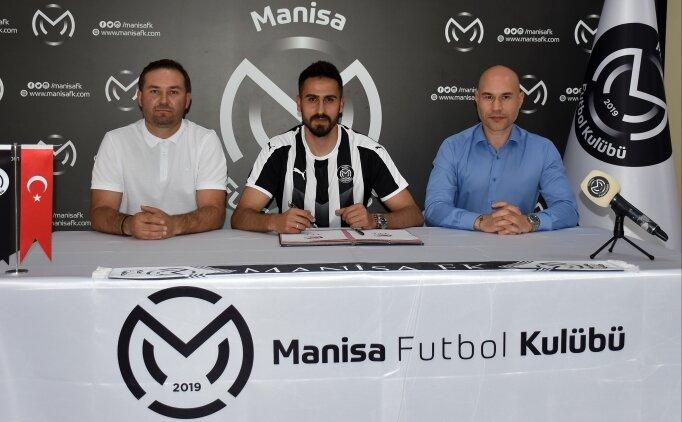 1. Lig ekibi Manisa'da kaleci transferi