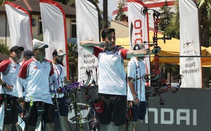 Milli okçuların hedefi Tokyo Olimpiyatları'nda madalya