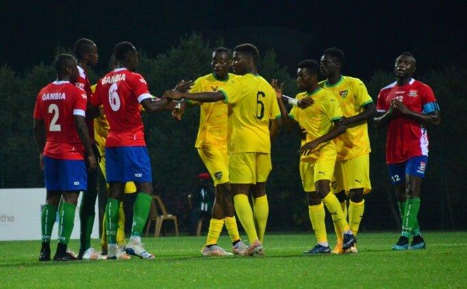 Gambiya Togo'yu tek golle geçti