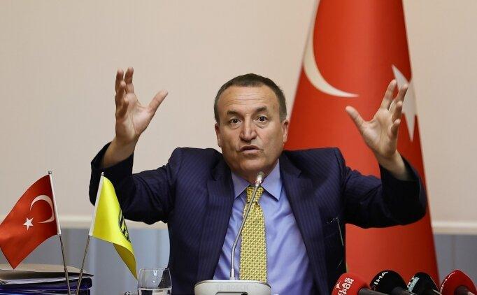 'Ankaragücü 2 yıl için Süper Lig'de şampiyonluğa oynayacak'