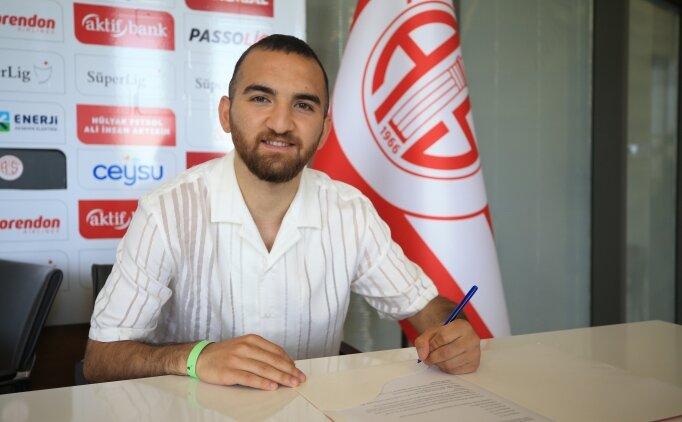 Antalyaspor, ümit milli Erkan Eyibil'i transfer etti