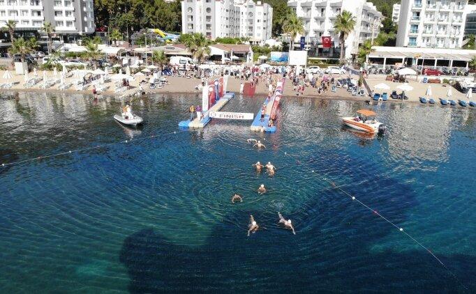 TYF Açık Su Milli Takım Seçmesi ve Türkiye Şampiyonası devam ediyor