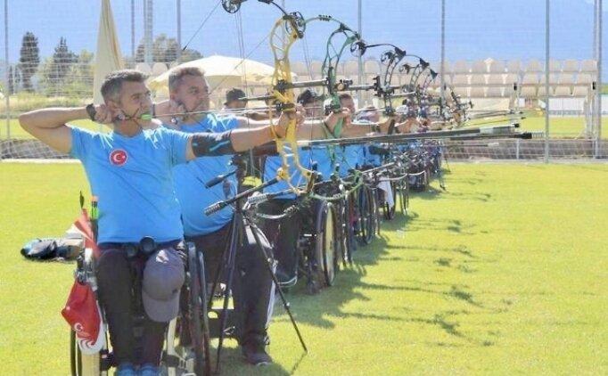 Paralimpik okçular, Tokyo 2020 için kampa girecek