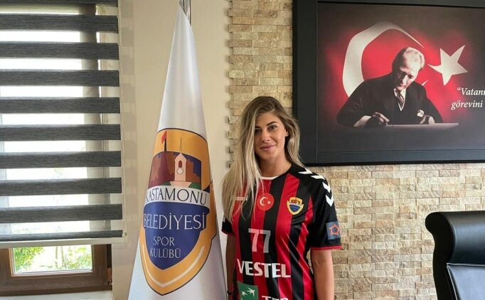 Majda Mehmedovic: 'Türkiye'de oynamak hayalimdi'