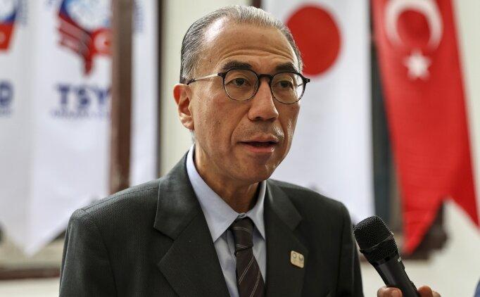 Kazuhiro Suzuki: 'Olimpiyat'ta önemli olan güvenlik'