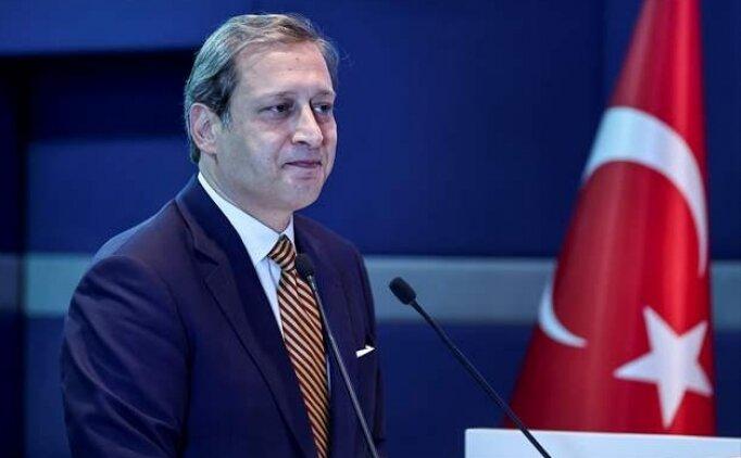 Cumhurbaşkanı Erdoğan'dan Burak Elmas'a tebrik telefonu