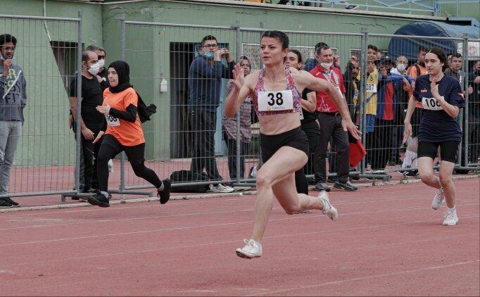 Türkiye İşitme Engelliler Atletizm Şampiyonası, Ankara'da başladı