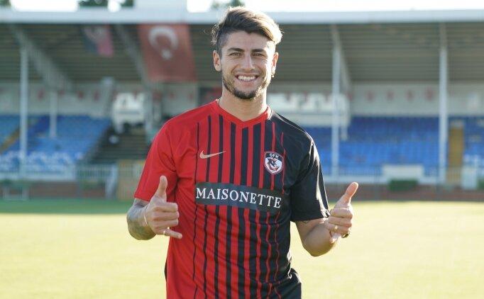 Angelo Sagal, Gaziantep FK'ya transfer oldu