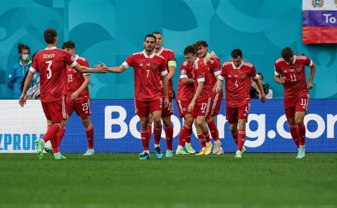 Rusya, EURO 2020'ye tutundu