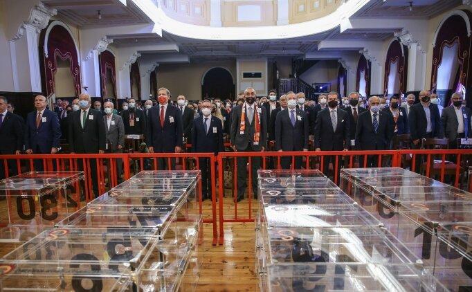 Galatasaray'da toplam oy: 4731