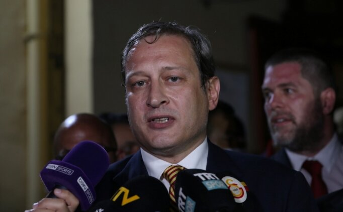 Galatasaray Sportif AŞ'de görev dağılımı yapıldı