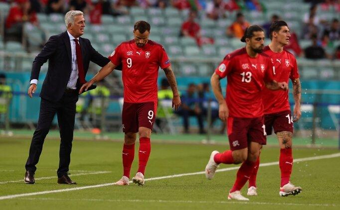 Vladimir Petkovic: 'Türkiye'ye daha fazla gol atabilirdik'