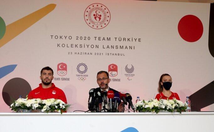 Tokyo 2020 Team Türkiye Koleksiyonu tanıtıldı
