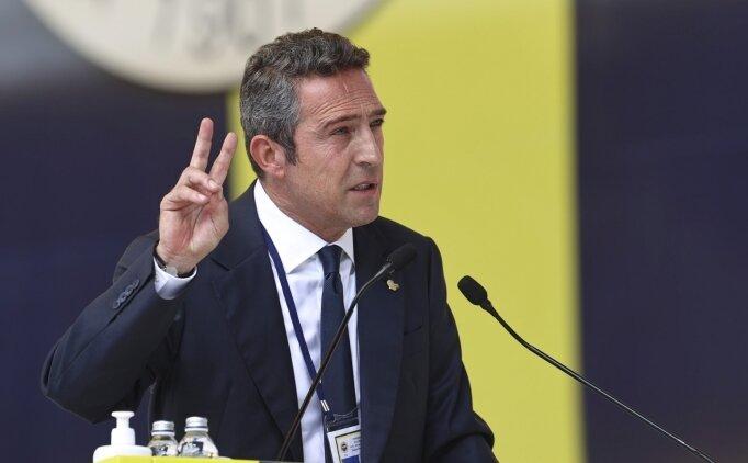 Ali Koç: 'Fenerbahçe bu sene şampiyon olacak'